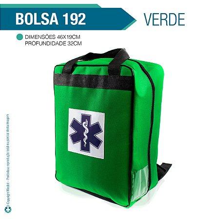 Bolsa 192 Vazia verde - Almofadada