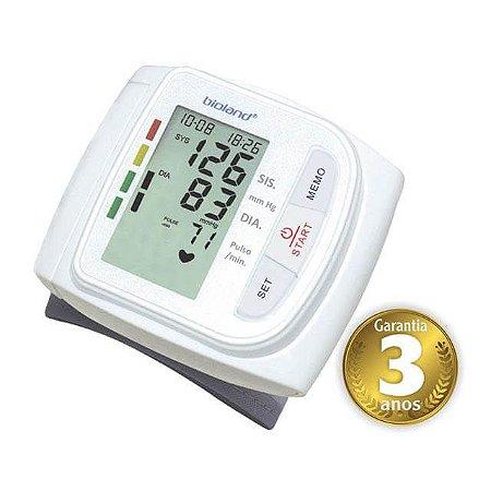 Monitor De Pressão Digital Automático De Pulso