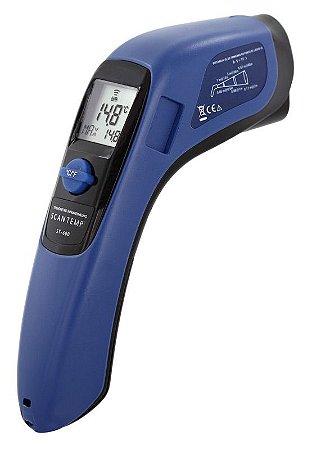 Termômetro Digital Infravermelho  Escla -60+500°C