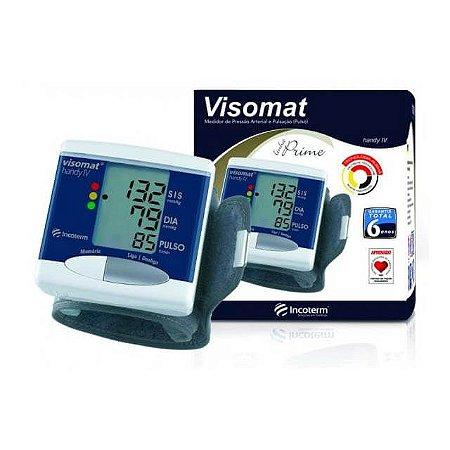 Medidor de Pressão Arterial e Pulsação (Pulso) VISOMAT Handy IV