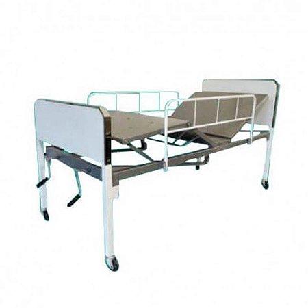 Cama Hospitalar Fowler Luxo Motorizada SL