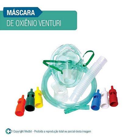Máscara de Oxigênio Venturi Infantil