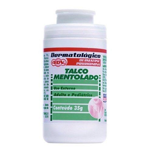 Talco Mentolado ADV 35g