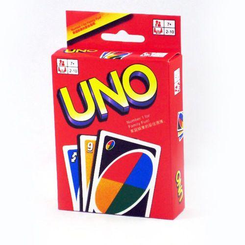UNO Card Game | Jogo de cartas