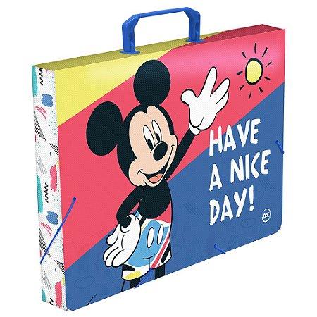 Maleta com Elástico Mickey Mouse | DAC