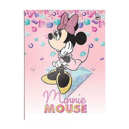 Pasta Catálogo Minnie Mouse 10 Plasticos 235mm X 325mm | DAC