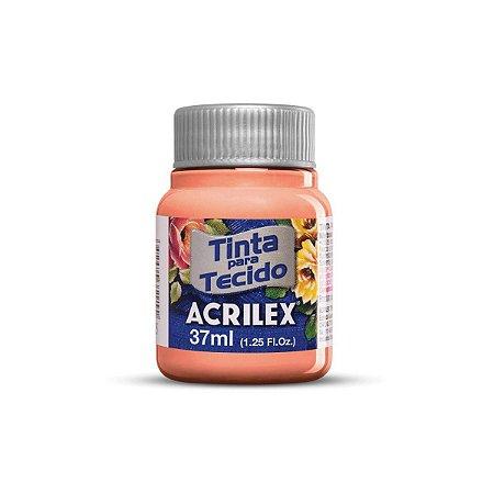 Tinta para Tecido 37ml - Papaya 631 | Acrilex