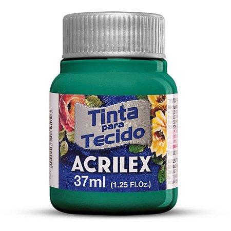 Tinta para Tecido 37ml - Verde Água   Acrilex