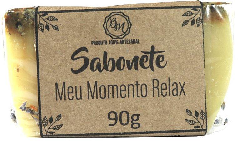 """SABONETE """"MEU MOMENTO RELAX"""" - LINHA RITUAIS"""