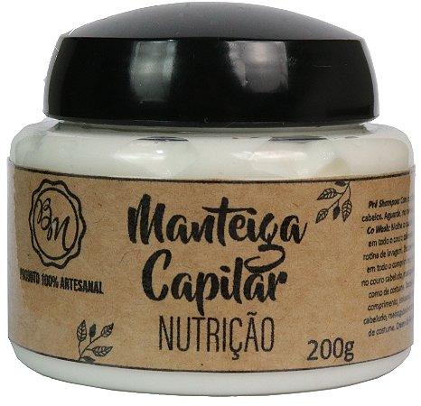 MANTEIGA CAPILAR MULTIFUNCIONAL - NUTRIÇÃO