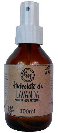 HIDROLATO DE LAVANDA - 100ml