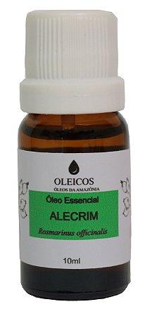 ÓLEO ESSENCIAL DE ALECRIM 100% PURO