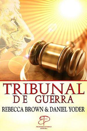 TRIBUNAL DE GUERRA - Rebecca Brown