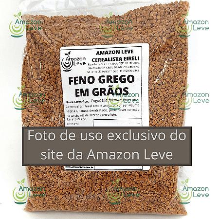 FENOGREGO SEMENTE 250G