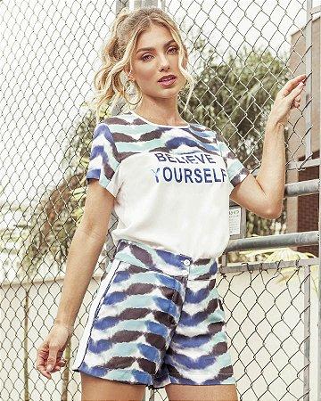 T-shirt Believe Yourself