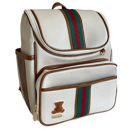 Mochila Maternidade Bag Tricolor