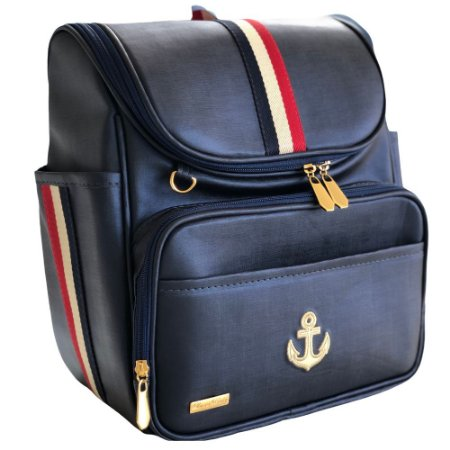 Mochila Maternidade Bag Navy