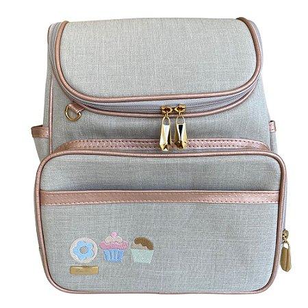 Mochila Maternidade Bag Docinhos