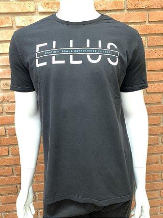 Camiseta Ellus - Preta