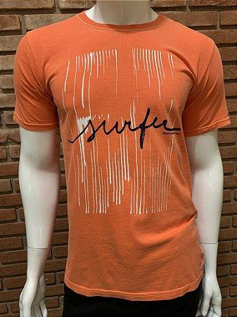 Camiseta Osklen - Laranja