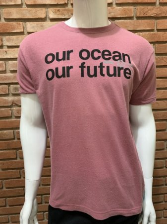 Camiseta Osklen - Vinho