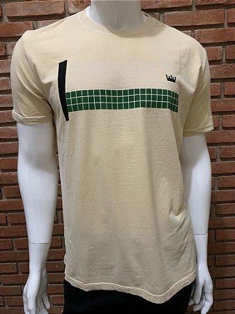 Camiseta Osklen - Palha