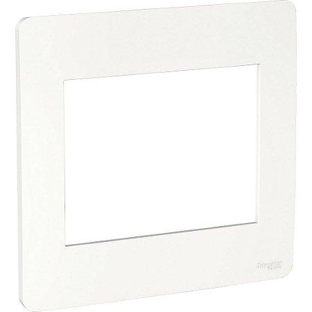 Placa 4x4 6 Postos Branco Schneider Orion S730203004