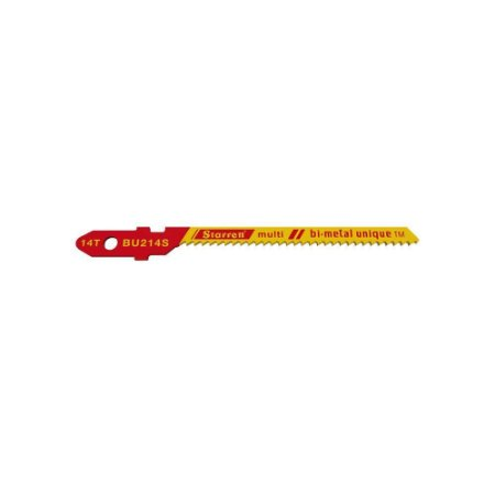 Lâmina para Serra Tico-Tico 14D Starret BU214S-2