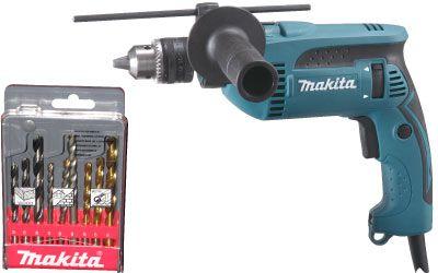 Furadeira de Impacto 16MM 5/8' 760W 220V Makita HP1640X2