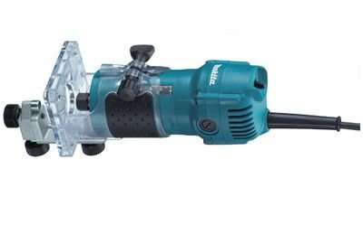 Tupia com base articulavel 6MM 220V Makita 3709