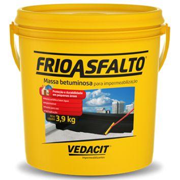 Frioasfalto Vedacit Galão de 3,9Kg