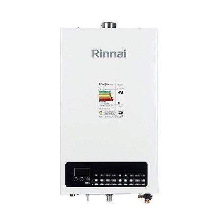Aquecedor a Gás Digital 15L/min REU-E150 FEHB GN Rinnai