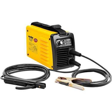 Inversora de solda 130 amperes para eletrodo revestido - RIV135 220V