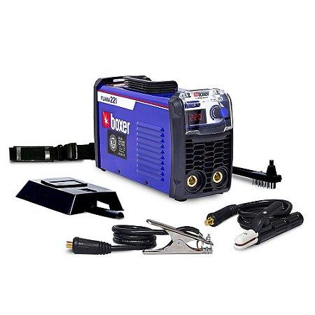 Inversora de Solda Tig 220A com Display Digital BOXER FLAMA221