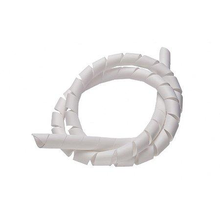 Tubo Spiral 1' Branco Frontec Blister com 1 metro