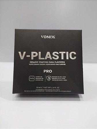 Ceramic Coating V-PLASTIC PRO Para Plasticos 50ml - VONIXX