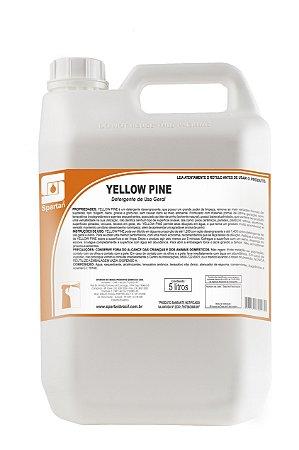SPARTAN YELLOW PINE  SHAMPOO DESENGRAXANTE  5L