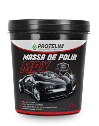 PROTELIM MASSA DE POLIR MAX 1kg