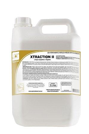 XTRACTION II Limpador de Carpete por Extração 5L
