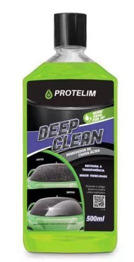 PROTELIM DEEP CLEAN  500ml - Removedor de Chuva Ácida