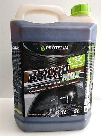 PROTELIM BRILHO MAX  5 L - CONCENTRADO