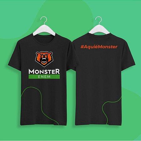Camisa Monster Enem