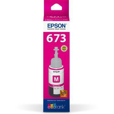 Tinta Epson 673 Magenta - T673320AL
