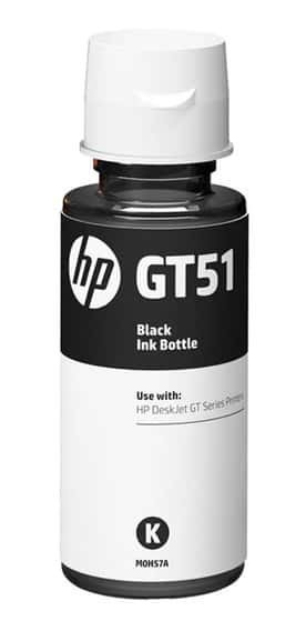 Tinta HP GT51 Preto - M0H57AL