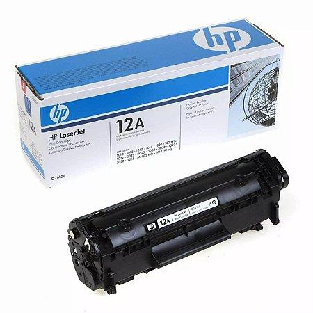Toner original HP Q2612A