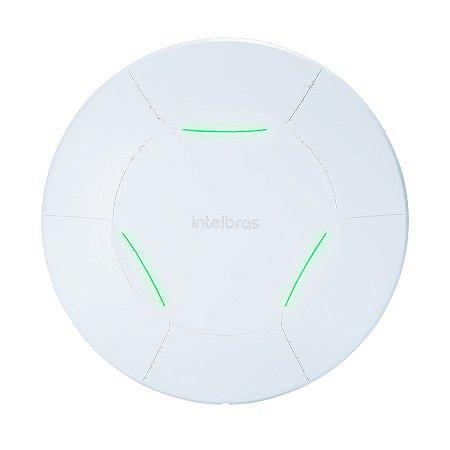 Roteador Access Point de longo alcance Wi-Fi de Teto Gerenciável Intelbras AP 360