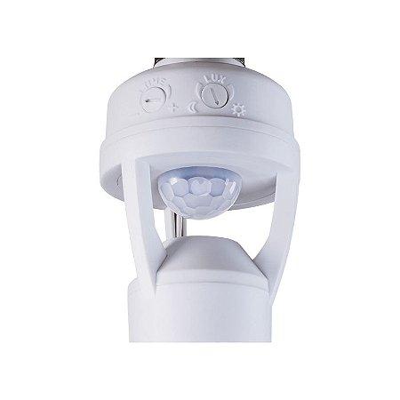 Interruptor Sensor de Presença para iluminação com soquete ESP 360 S -  Intelbras