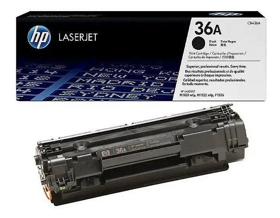 Toner original HP CB436A (36A)