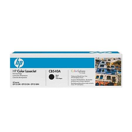 Toner original HP CB540A