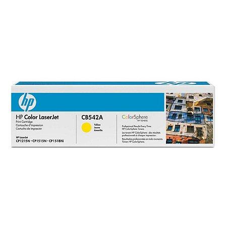 Toner original HP CB542A